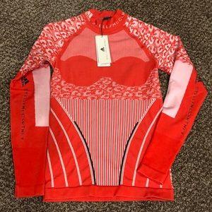 Adidas by Stella McCartney Run Prime Knit LS Shirt